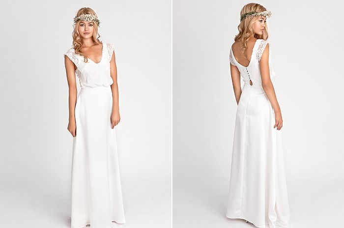 Soeur Coeur Brautmode 2016 White Wedding Pinterest Wedding