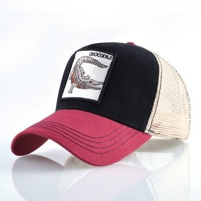 sports shoes b3531 98704 Baseball cap fashion cotton mesh hat for men summer snapback hip hop caps  women breathable embroidery trucker hats gorras