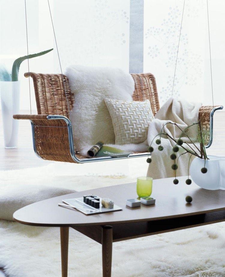 Wohnzimmer Ohne Sofa Einrichten 20 Ideen Und Sitz Alternativen Mit Bildern Wohnzimmer Einrichten Haus Deko Wohnzimmer