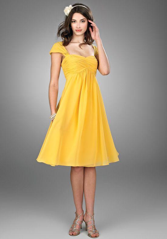 Yellow Bridesmaid Dresses Cheap - Ocodea.com