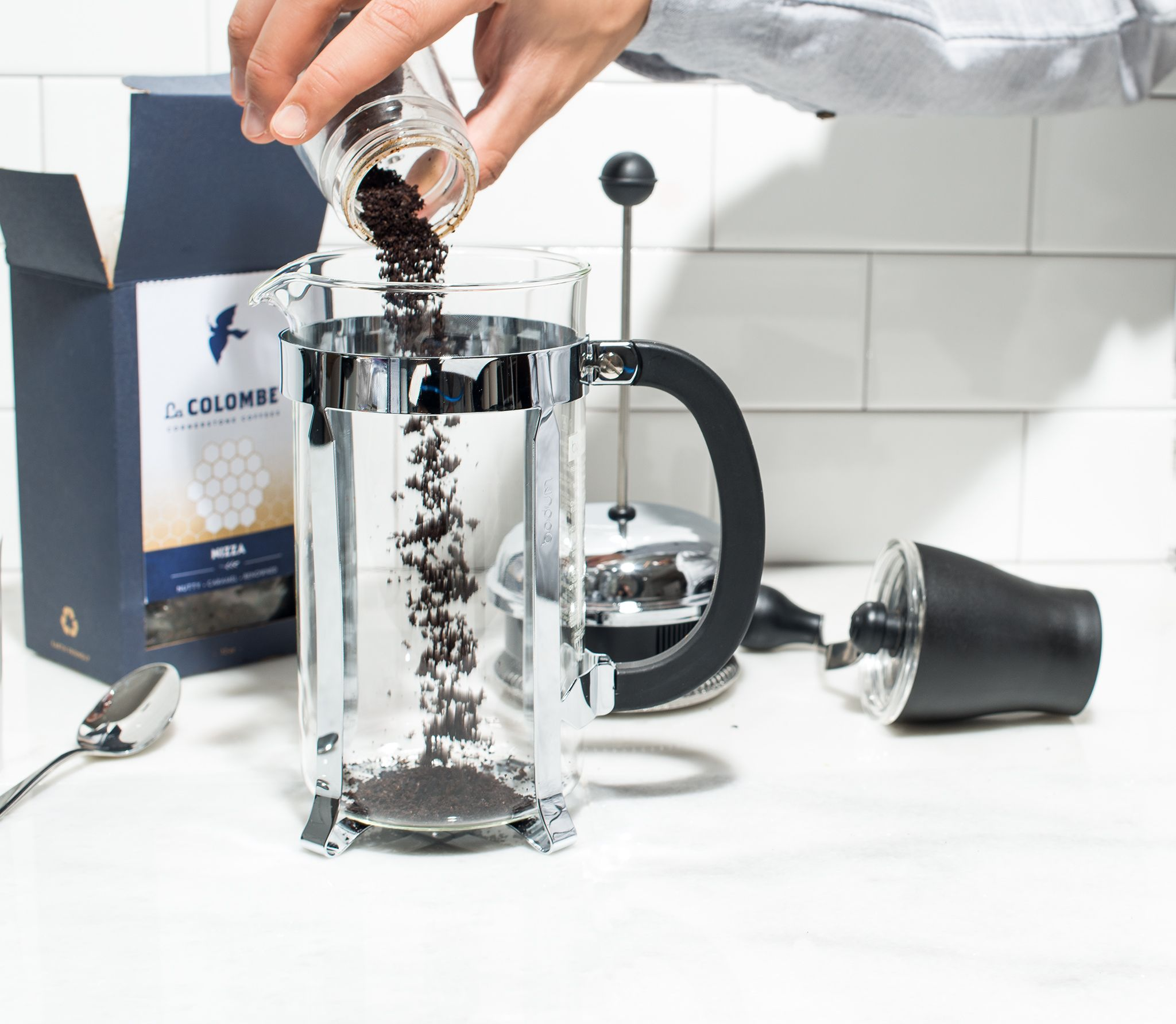 How To French Press Like A Pro Coffee press, Coffee to