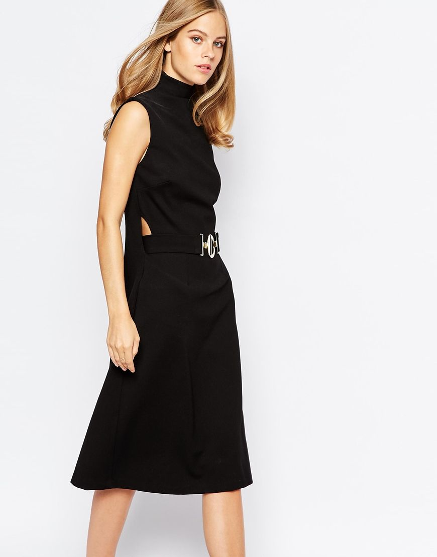 Lost ink us belted pencil dress low price style pinterest