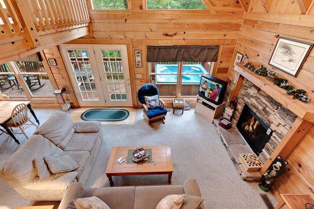 Rambler S Rest 2 Bedroom Gatlinburg Cabin Wonderful Cabins In The