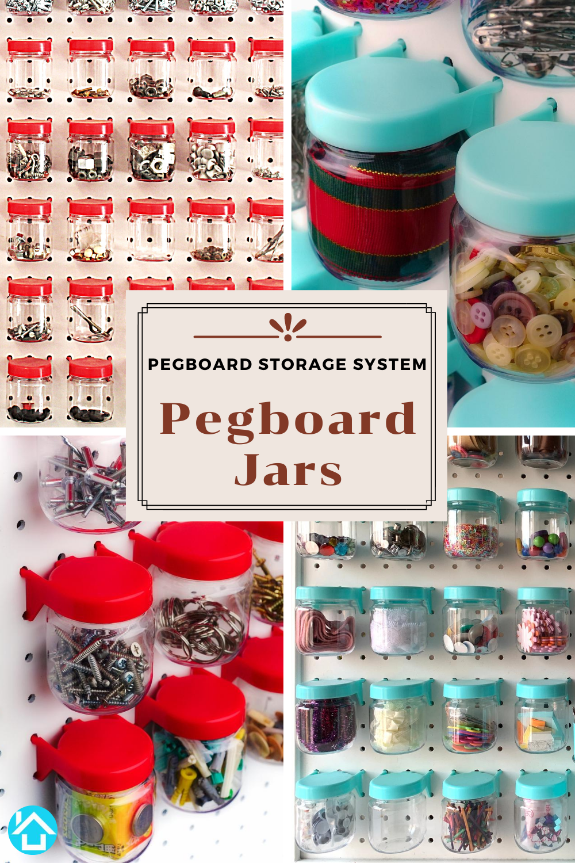 Pin On Pegboard Organization Playroom
