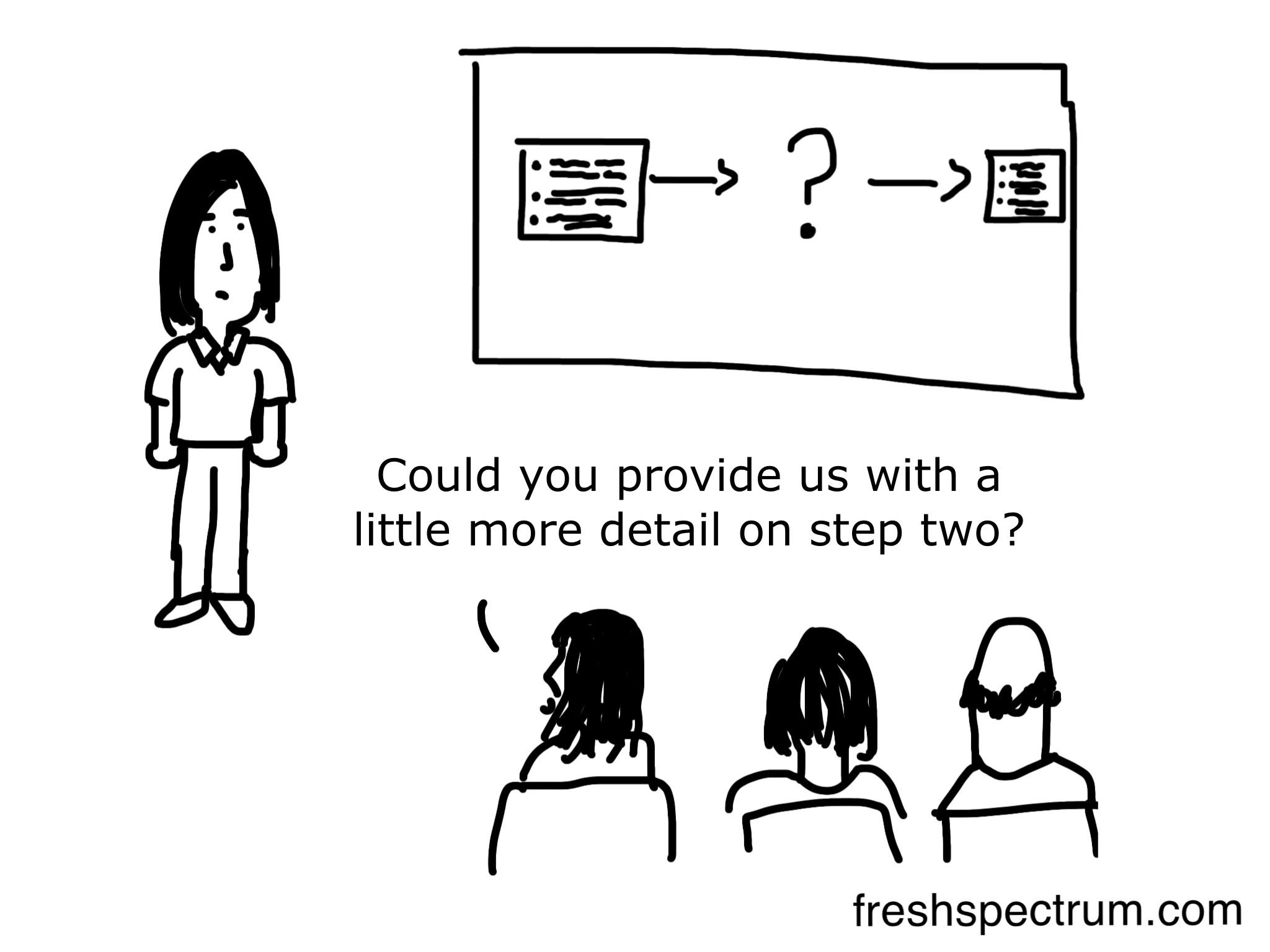 Michael Quinn Patton's Evaluation Flash Cards 5 Cartoons