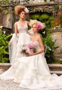 Old Fashion Couture Wedding Dresses by Atelier Aimee | The Wedding Specialists