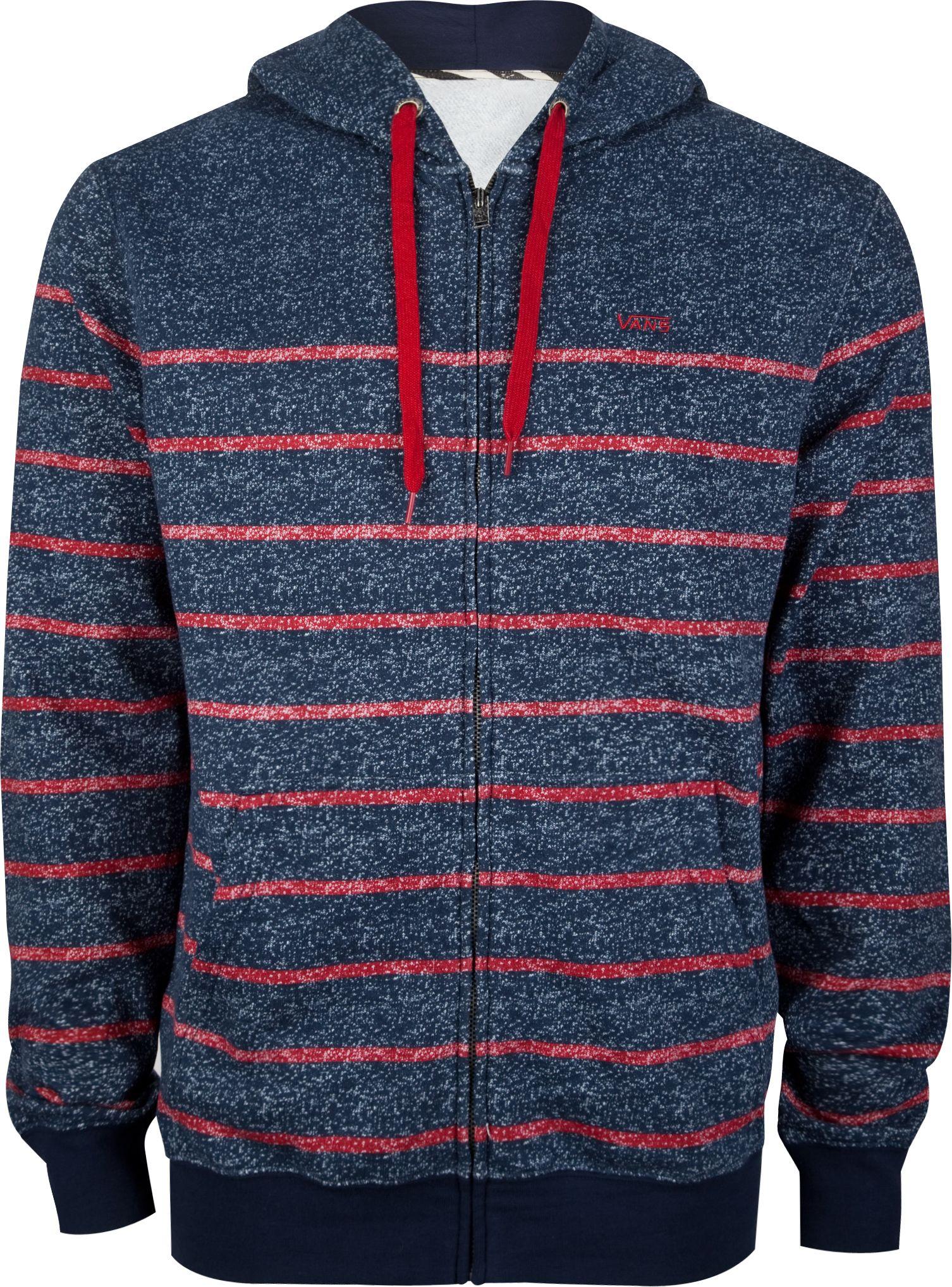 VANS Mercer Mens Hoodie 196988371 Sweatshirts & Hoodies