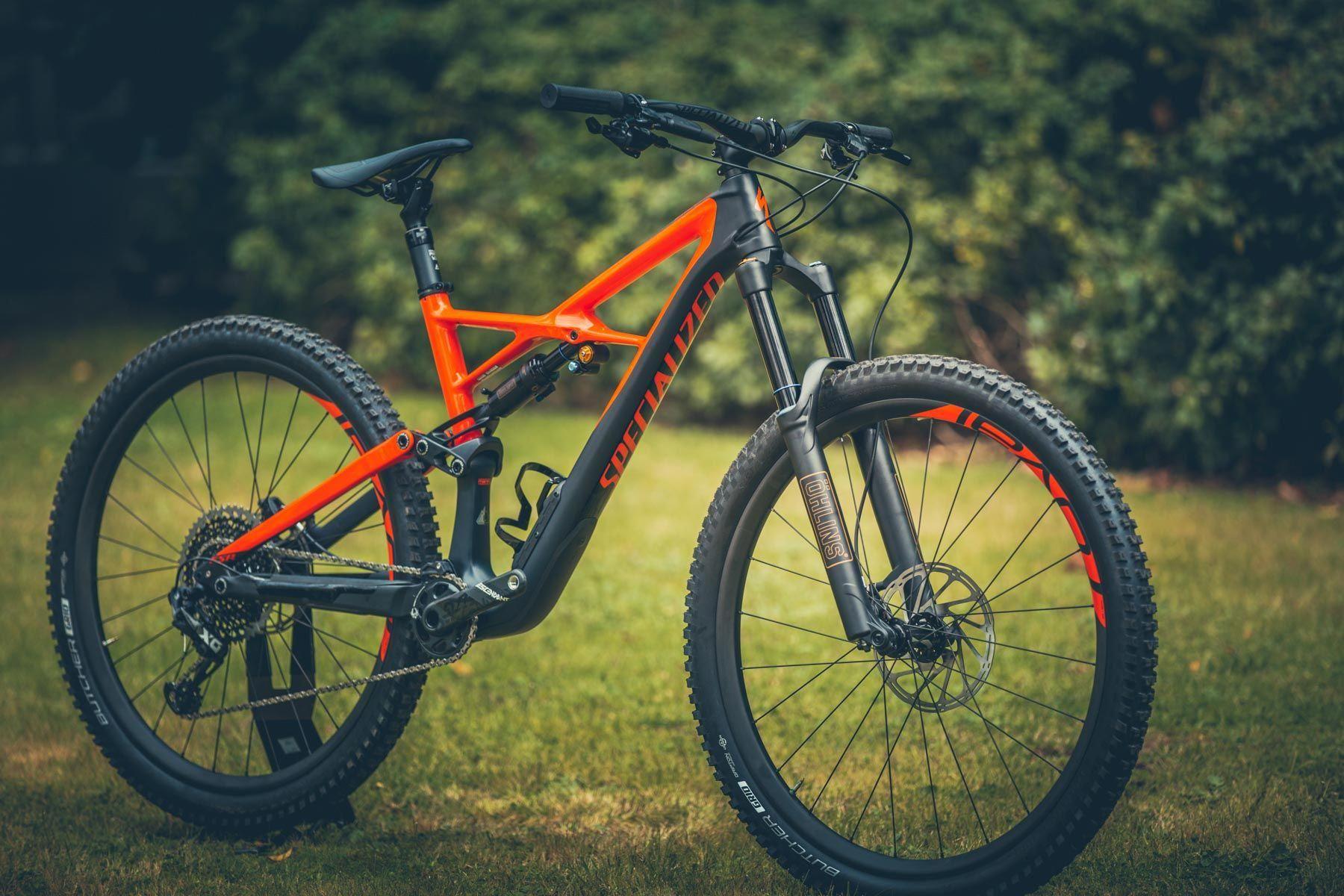 Specialized 2018 Range Highlights Flow Mountain Bike