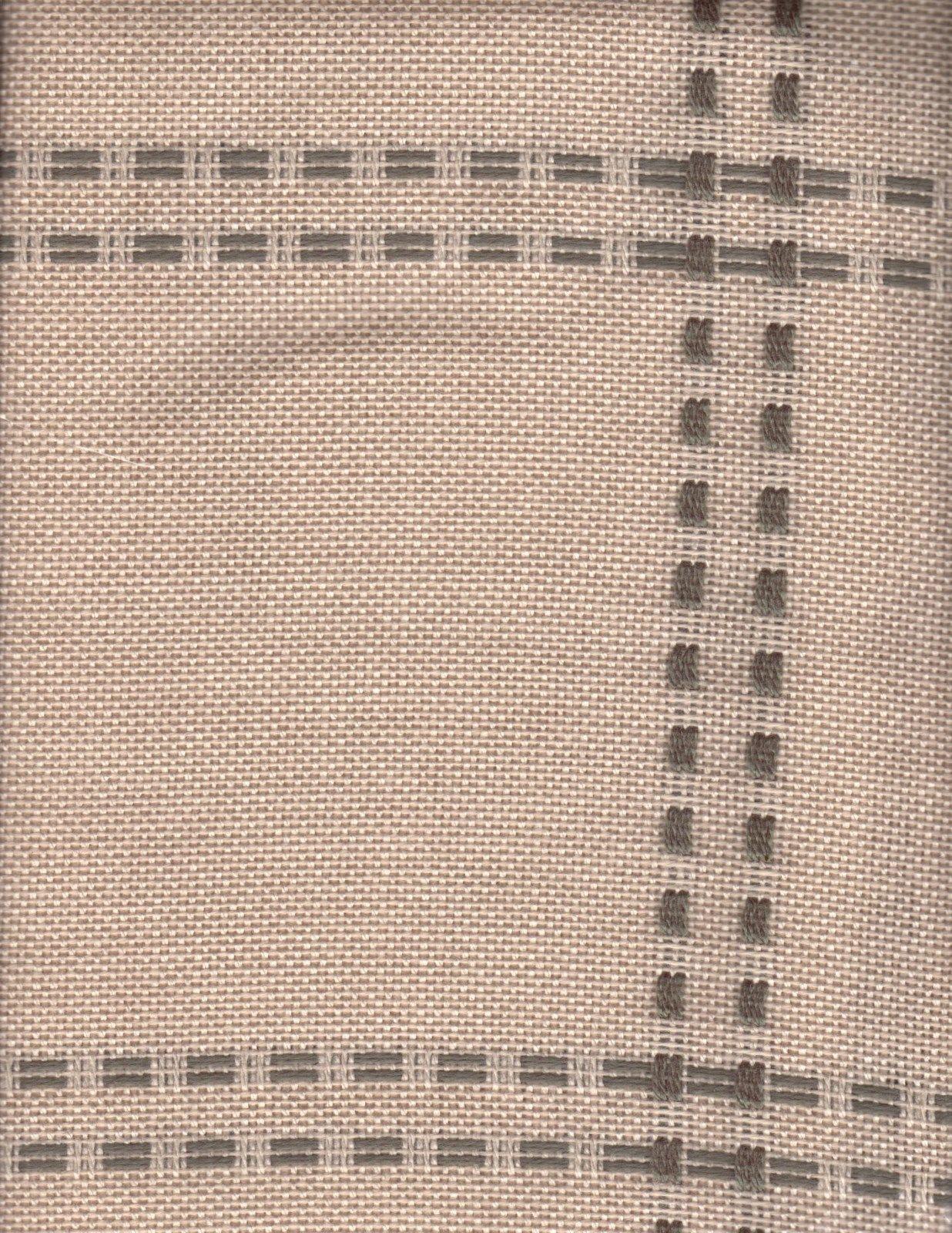 Embroidery Cloth Fabric 183196 Zweigart Hearthside Afghan Fabric