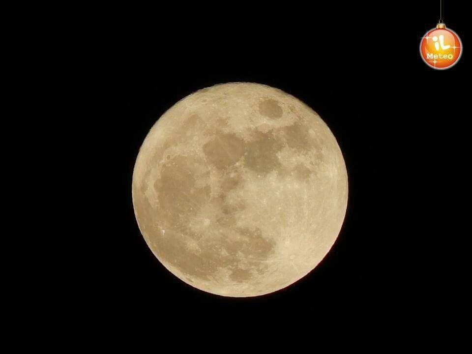 Luna piena ( natale 2015)