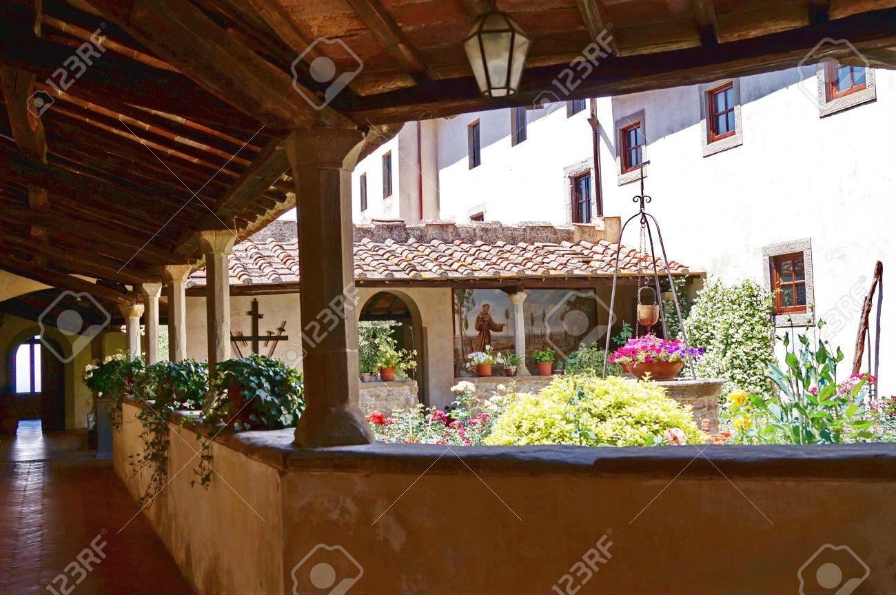 http://www.123rf.com/photo_43113737_cloister-of-monastery-of-san-francesco-fiesole-italy.html