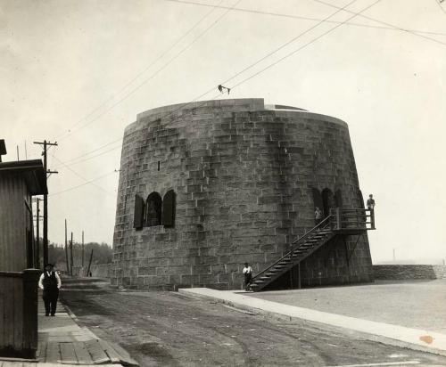 La tour Martello no 4 (1929) Ville de québec