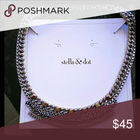 Stella and Dot Cassady Collar necklace Collar necklace Stella & Dot Jewelry Necklaces