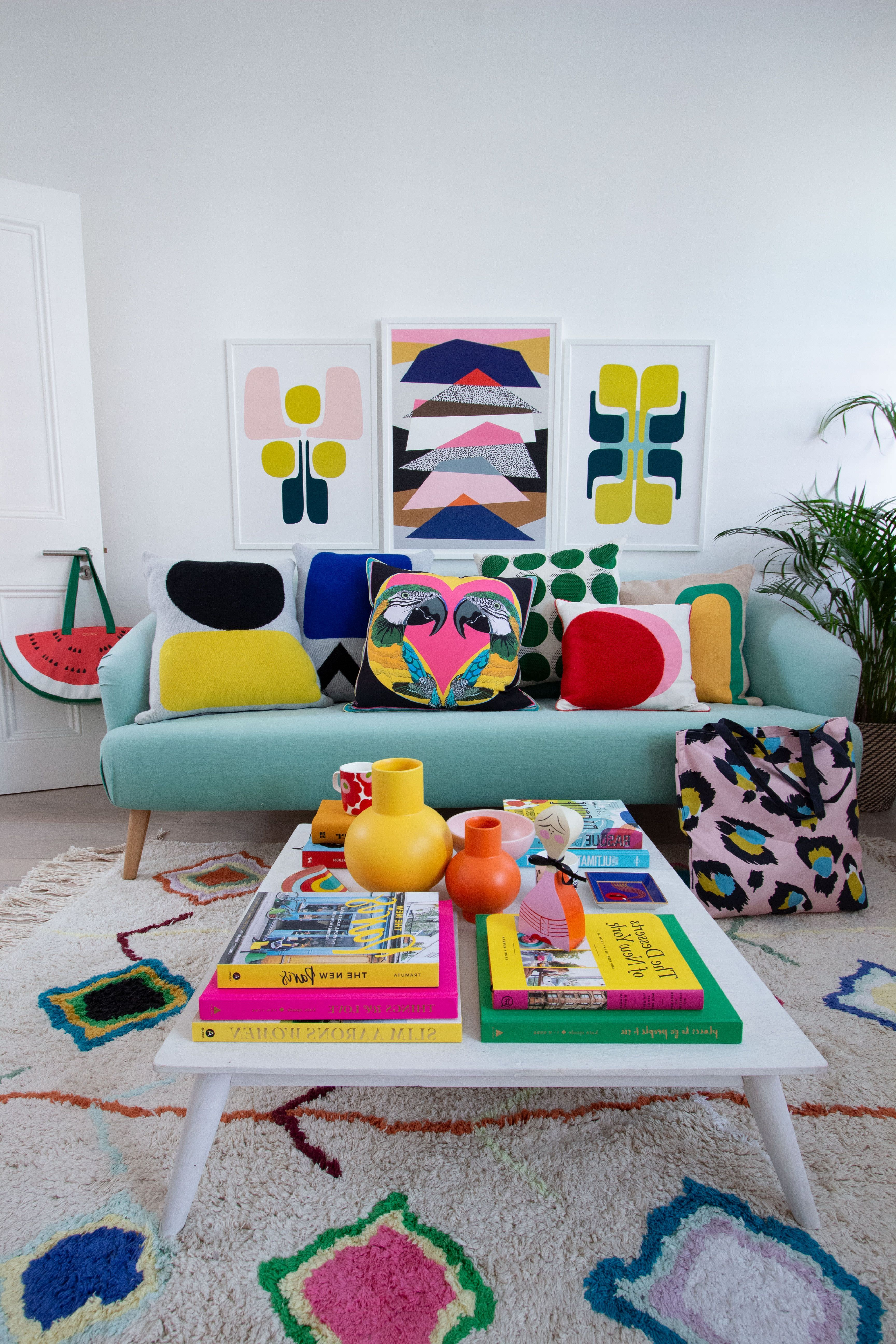 Living Room Retro Style Living Room Retrostylelivingroom In 2020 Living Room Decor Colors Retro Living Rooms Colourful Living Room Decor #retro #style #living #room