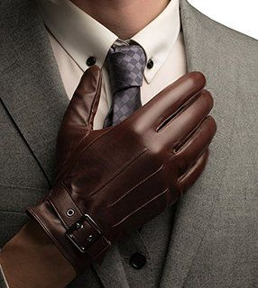 e4aee919421de black gloves men - Google Search | Dress to express, not to impress ...