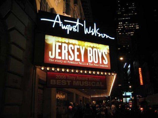 August Wilson Theatre | Gryll Salmon | Pinterest | August wilson and ...