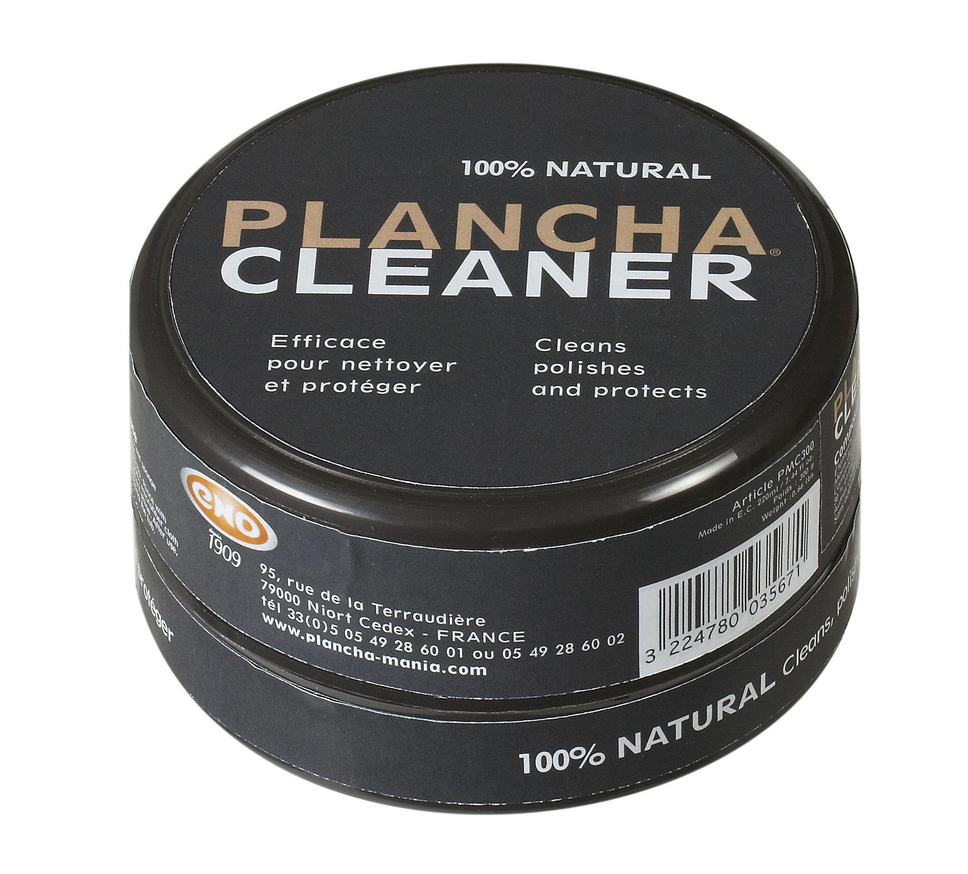 Nettoyer La Plancha En Fonte Émaillée produit nettoyant pour plancha écologique, 100 % naturel