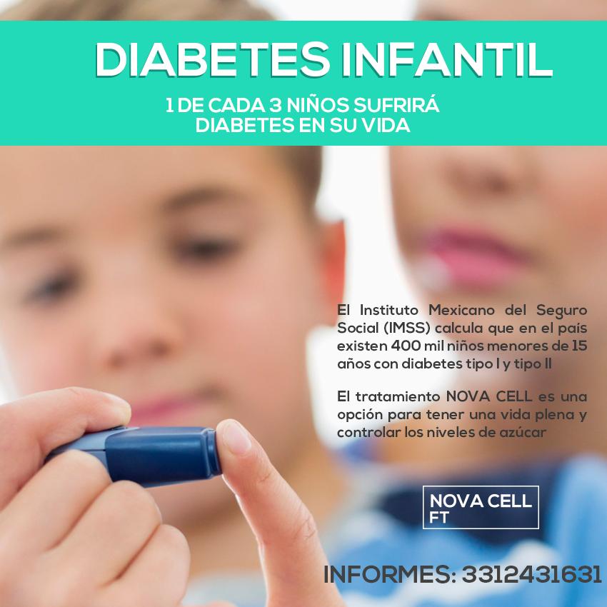 uno de cada tres tratamientos para la diabetes