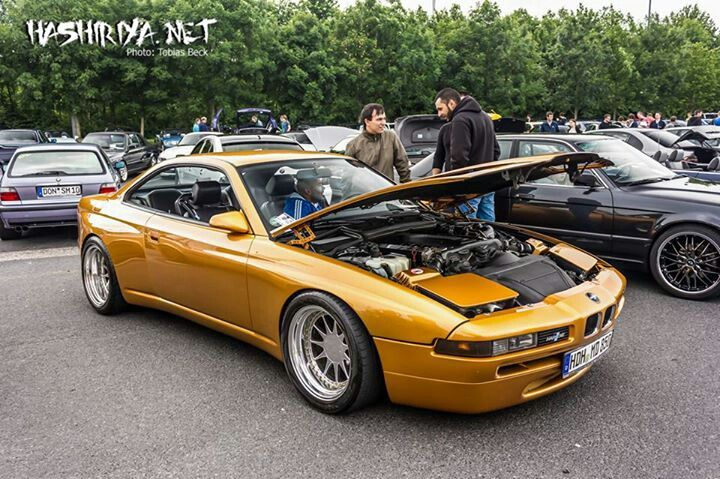 Bmw Hartge 8 Series Bmw Cars Bmw Bmw Alpina
