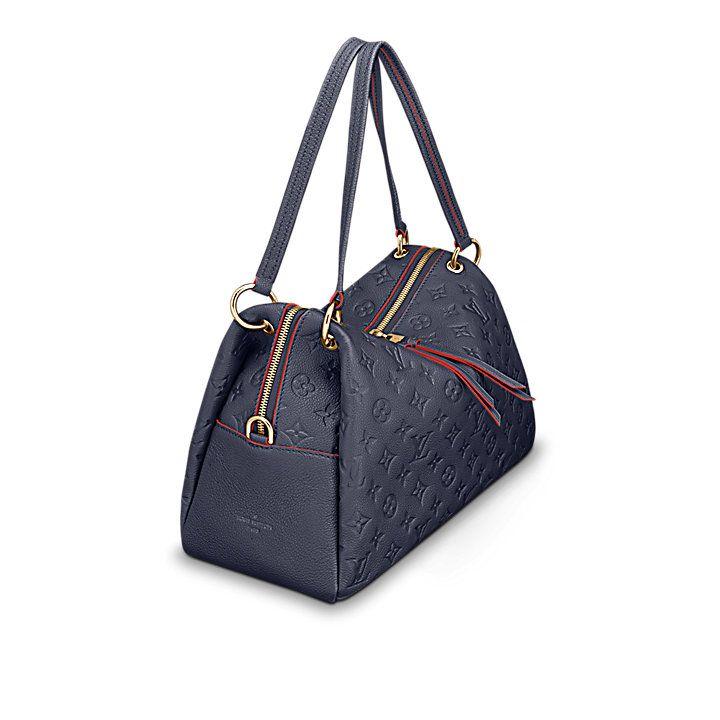 Ponthieu PM Monogram Empreinte Leather in Women s Handbags collections by  Louis Vuitton 649a4401d1