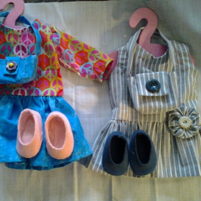 My diy american girl doll clothes and accessories.