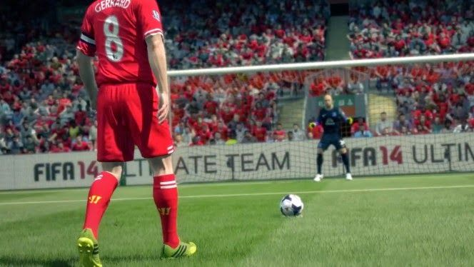 Gameplayaholic Video Fifa 15 Gameplay Features Goalkeepers Vid