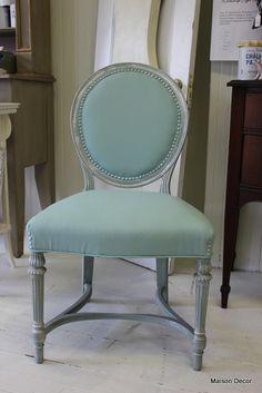 Resultado De Imagen De Chalk Painted Chairs