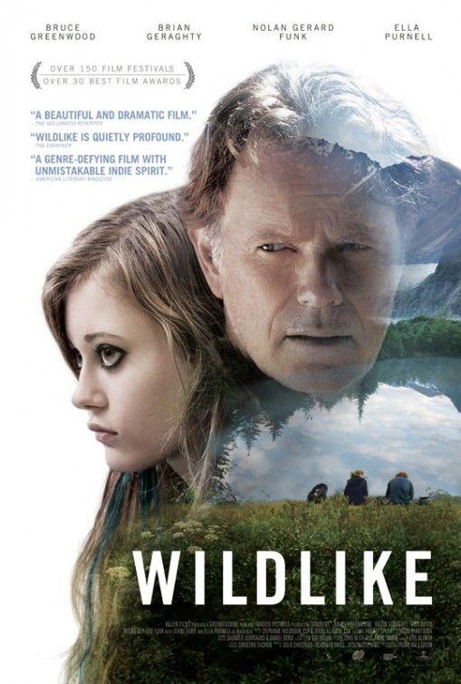 Wildlike Movie Poster Filmes De Aventura Coracoes Selvagens Filmes