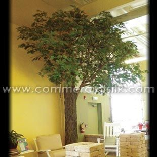 WAnt a fake tree in my new bedroom.....maybe a little ...
