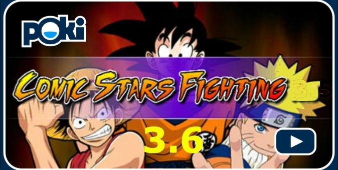Comic Stars Fighting 3 6