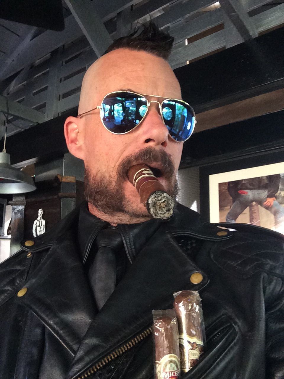 0ba45d431 Redneck Bear's FuckPage | CIGARS AND LEATHER | Mens sunglasses ...