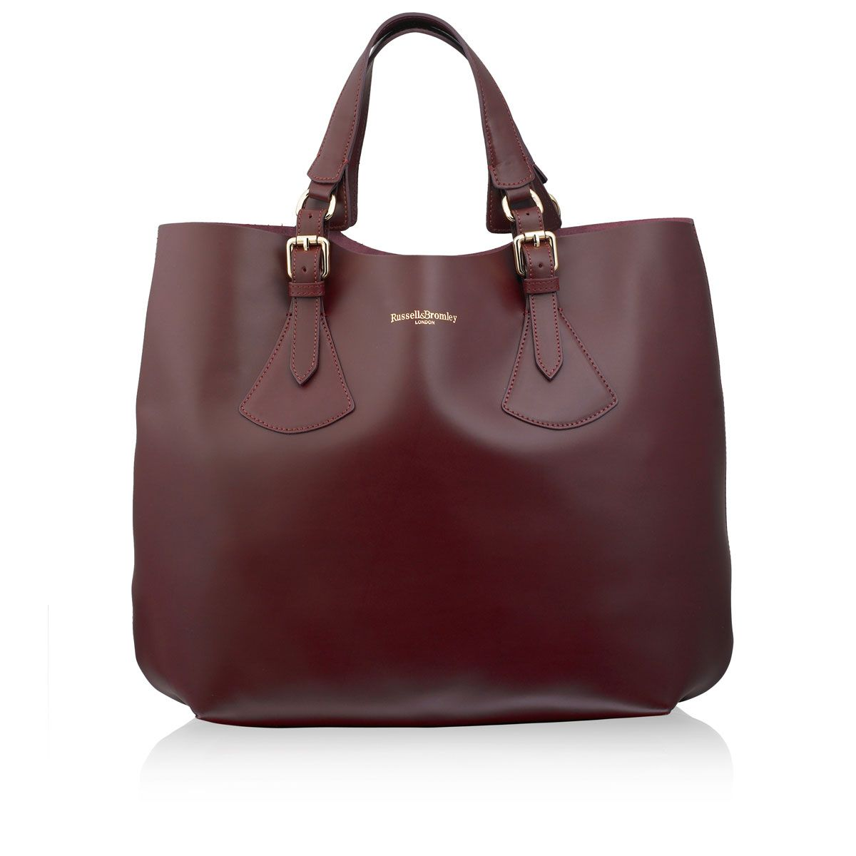 f9cac5ec6149 Russell   Bromley Willow Large Tote in Bordeaux. Thinking of getting this  in red.