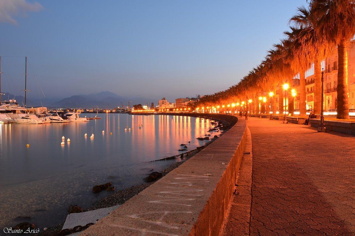 Lungo mare Milazzo   Sicilia, Luoghi, Viaggi