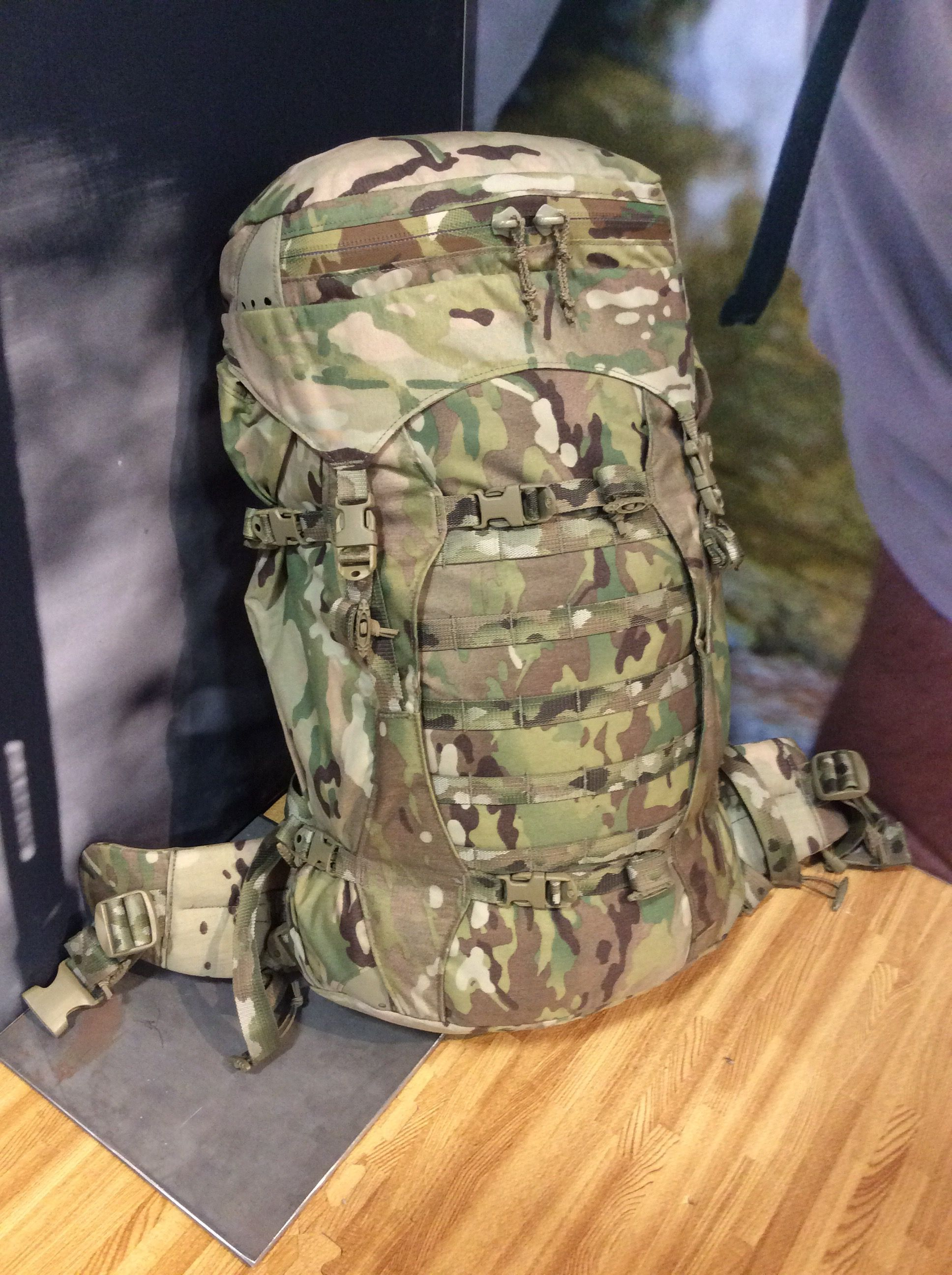 Or Granite Gear 338 Jungle Ruck Soldier Systems