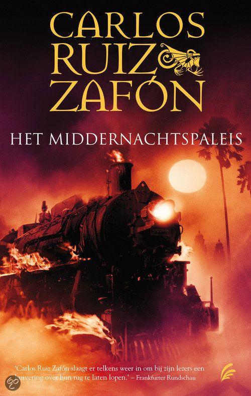 Het Middernachtspaleis Carlos Ruiz Zafon 9789056723538 Boeken Boeken Lezen E Boek