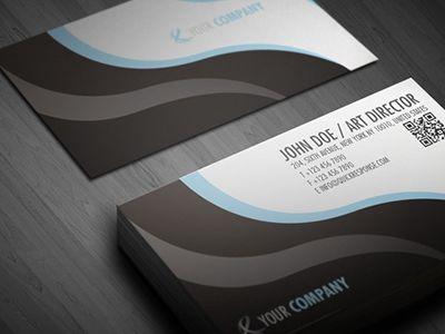 Quick Response Business Card V3 Buisness Cards Business Cards Cards