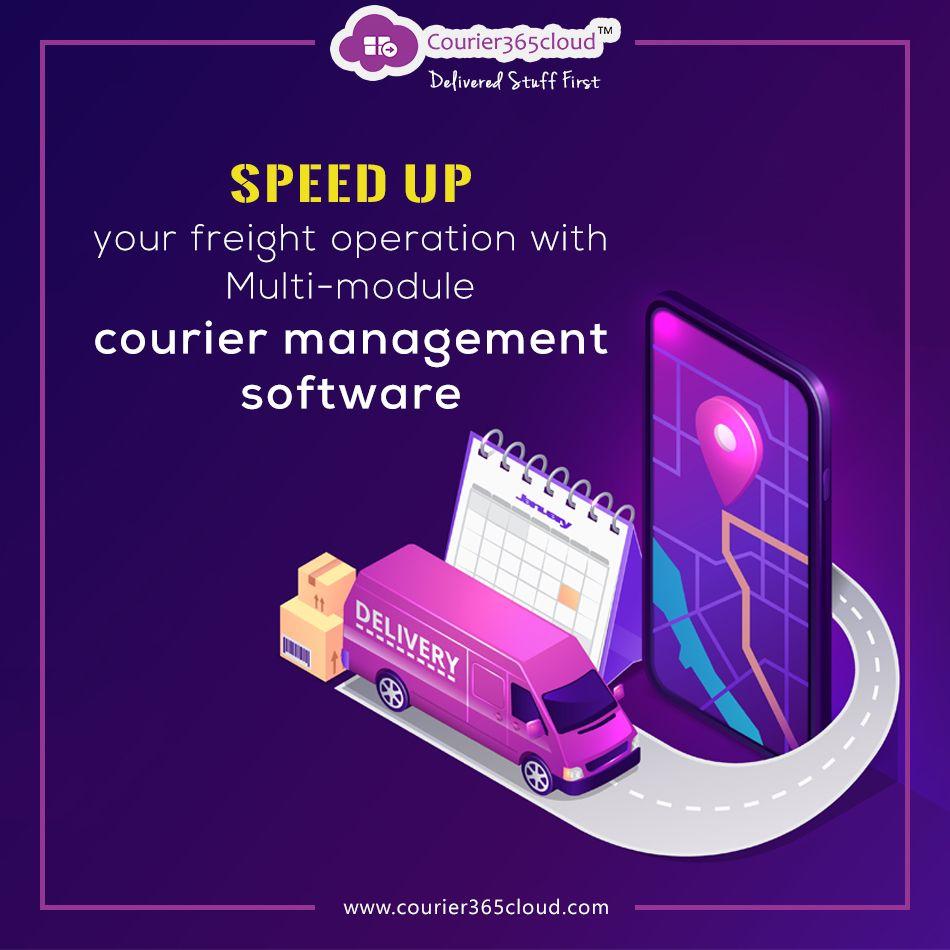 Courier365cloud Courier Billing Software Client Management