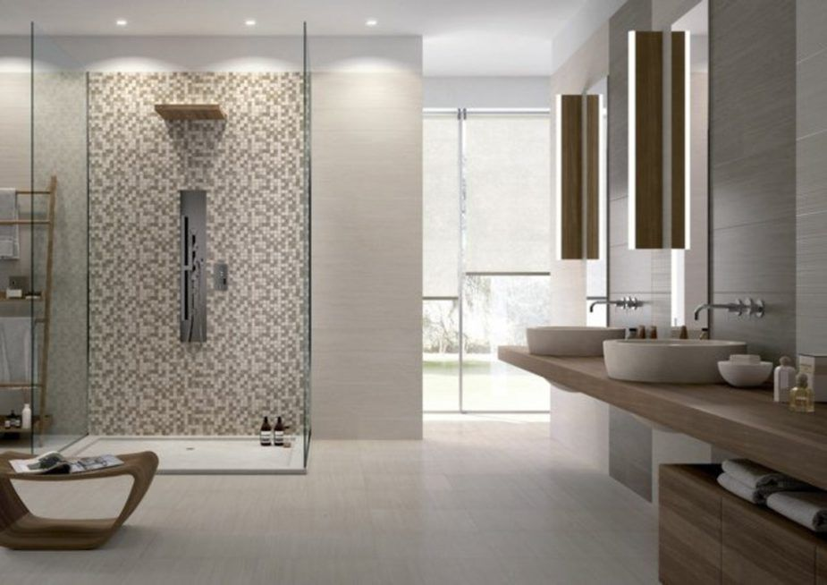 Design de maison: Exemple Carrelage Salle De Bain 2017 Et Chambre ...