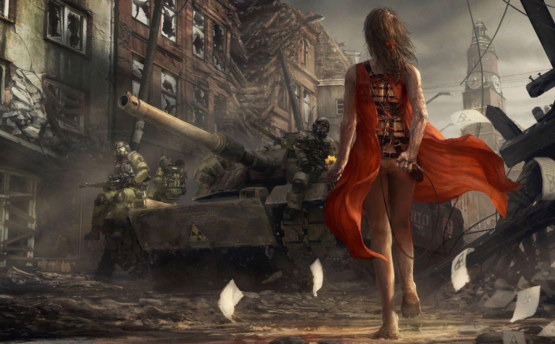 Apocalypse Please by Marek Okon