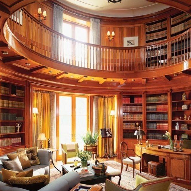 Dream library...