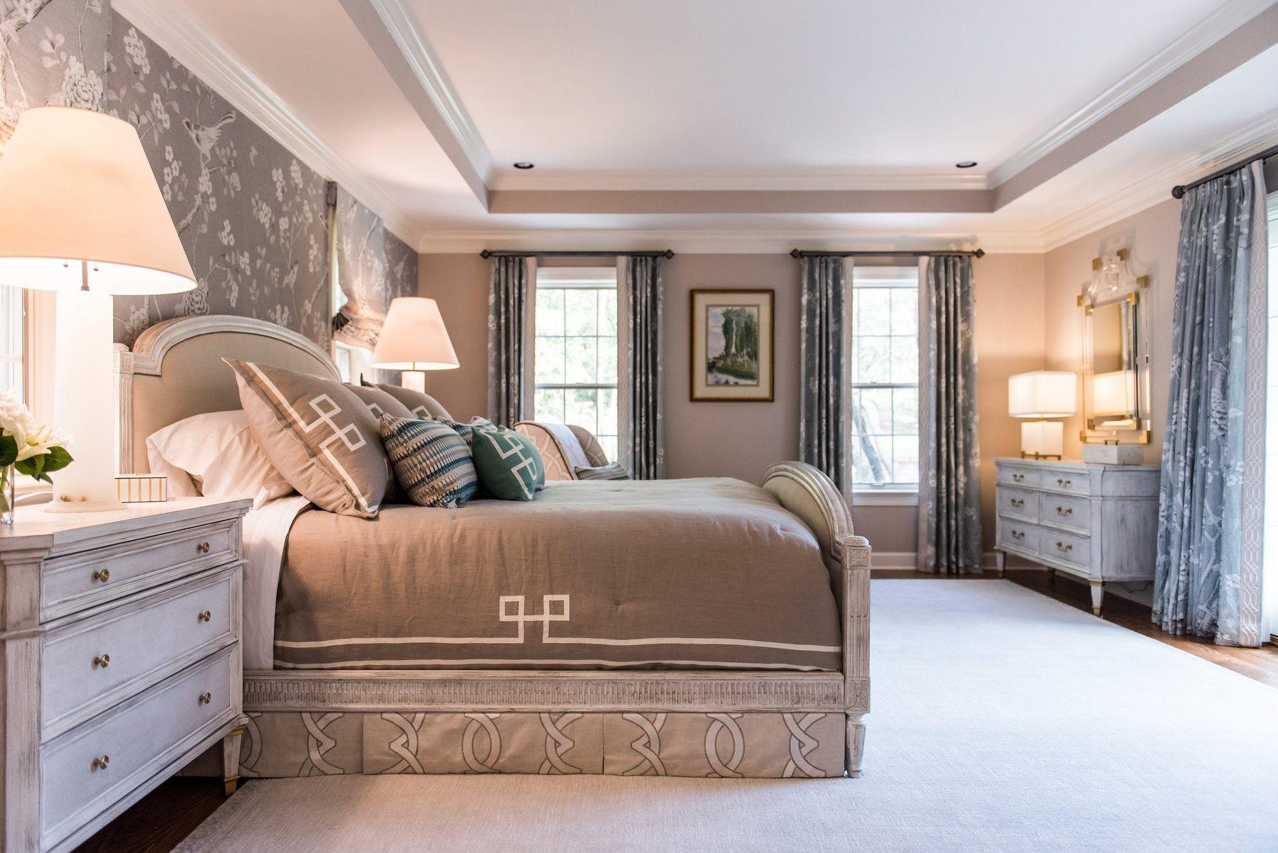 Gorgeous Design Details Make This Home S Interiors Sing Modern Bedroom Design Master Bedroom Inspiration Modern Modern Master Bedroom