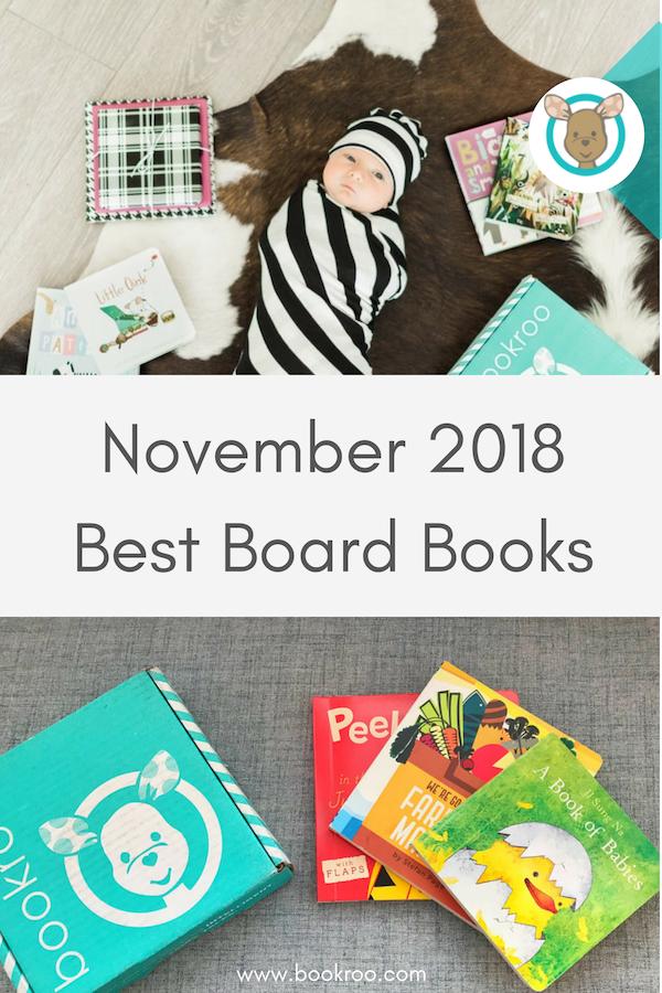 November 2018 Best Board Books Baby Board Books Top Board Books