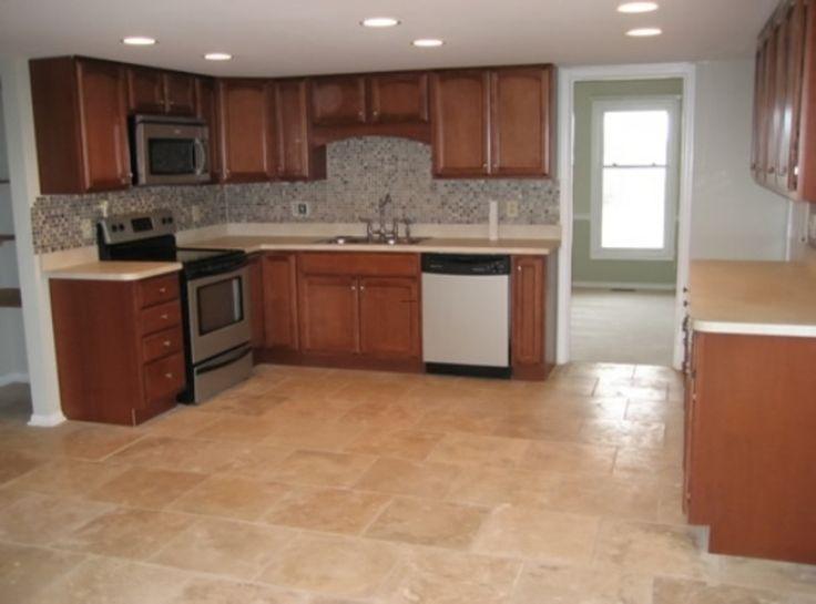 Fußboden Küche Fliesen ~ Küche fliesen fußboden designs die sind nicht langweilig es gibt