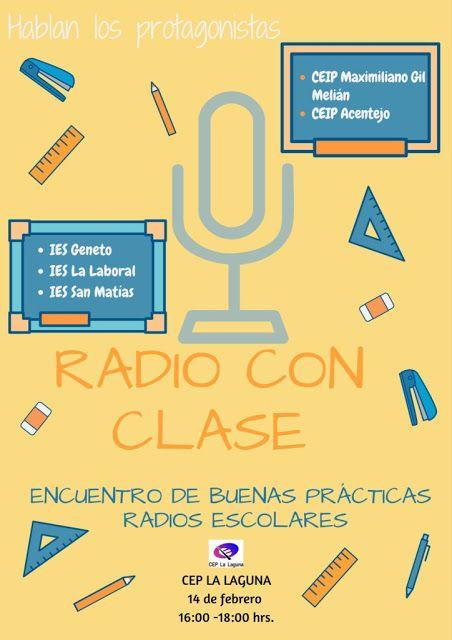 Radios Escolares Cep Telde Canarias Radio Con Clase Encuentro De Buenas Prácticas En Radio Apuntes De Lengua Buenas Prácticas