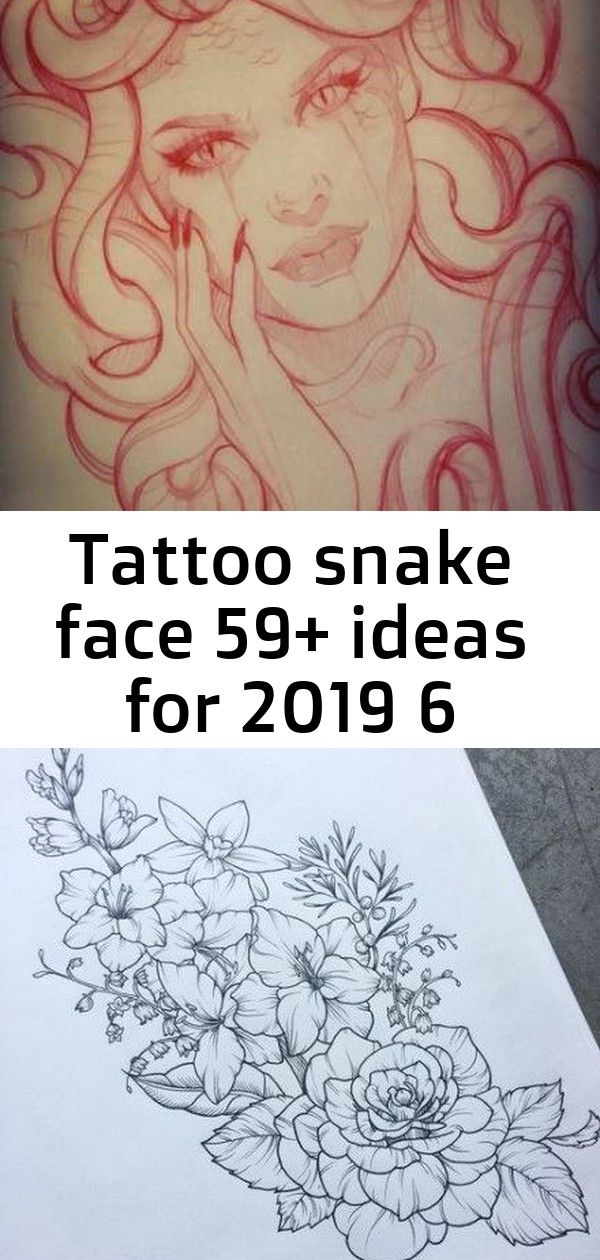 Photo of Tatouage visage de serpent 59+ idées pour 2019 6