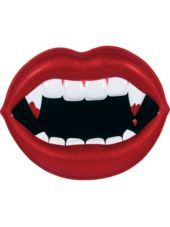 halloween #partycity Giant Vampire Teeth Decoration - Party City