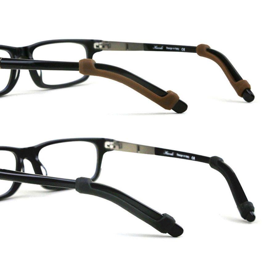 Men's Glasses Beautiful 1pairs/lot Glasses Sunglasses Slip Sets Glasses Leg Sets Anti Slip Silicone Ear Hook Temple Tip Holder Hook Glasses Accessory Eyewear Accessories