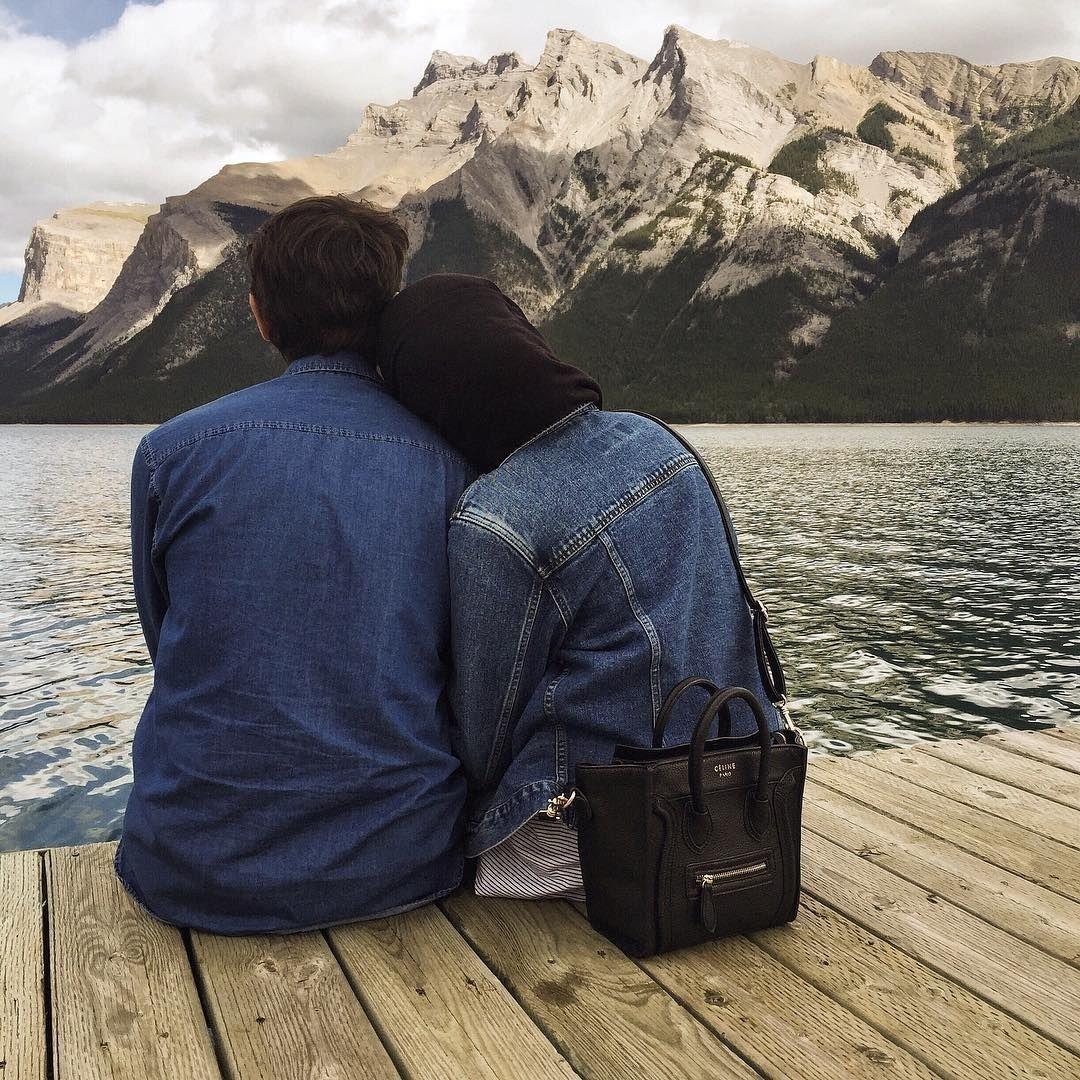 Красивые картинки пар спиной