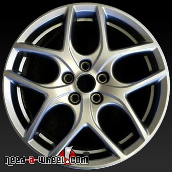 2015 2017 Ford Focus Oem Wheels For Sale 17 Silver Stock Rims