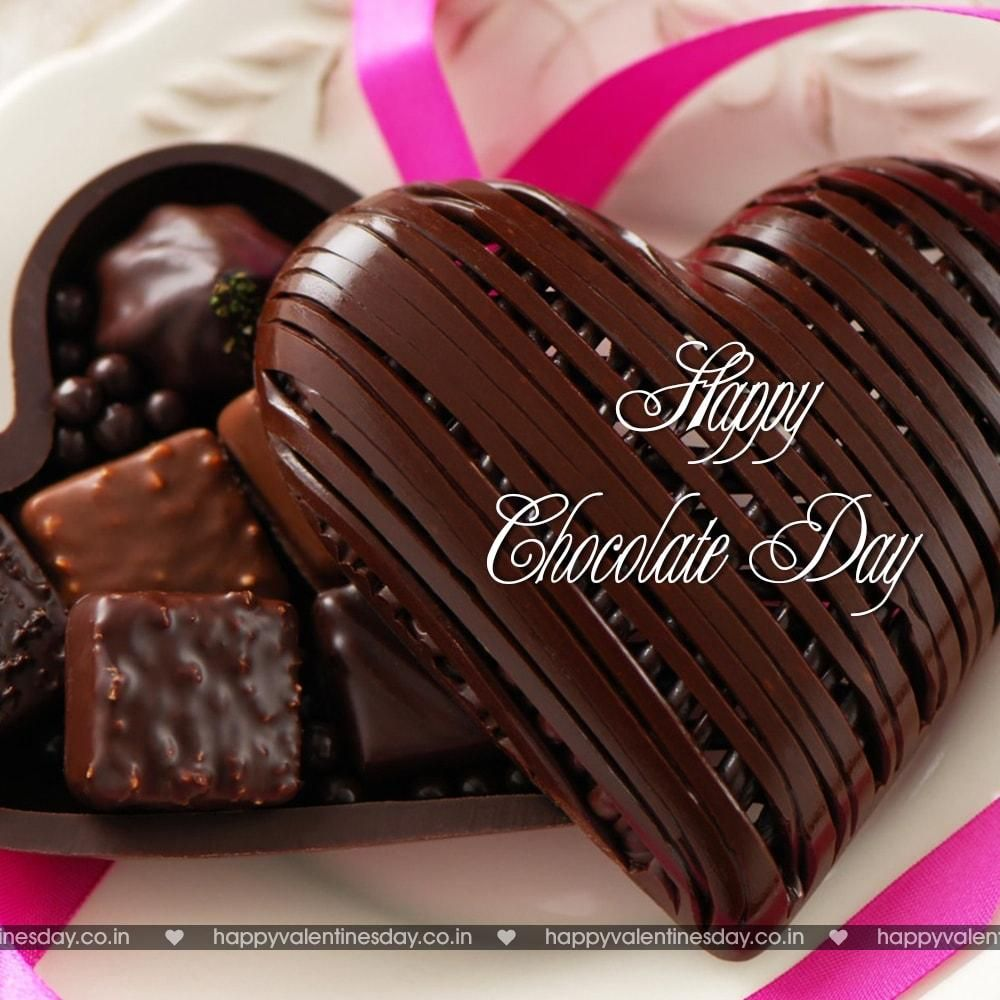 Pin On Valentines Day Pictures Happy chocolate day friends in hindi